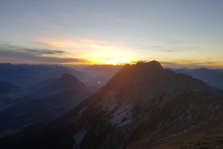 Hazo Fantastica 8- Climb & Fly Wilder Kaiser
