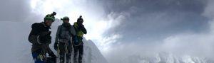 Lop Zarth - Am Gipfel