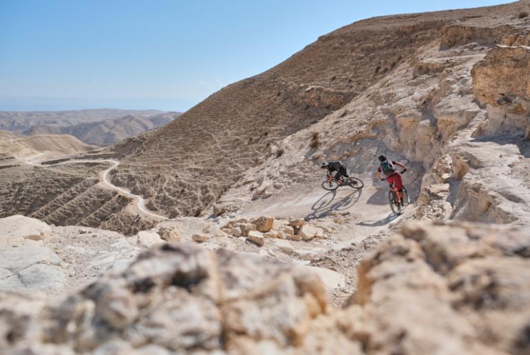 Yalla Yalla ya patata – auf den Holy Trails Israels