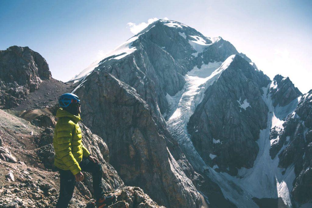 Bolshaya Ganza - Unnahbare Südwand